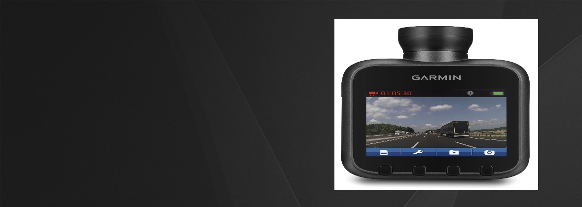 GARMIN DASHCAMS AND IN CAR CAMERAS
