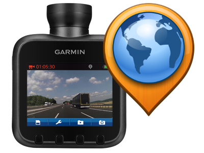 GARMIN IN CAR DASH CAMERA 10 Updates Express