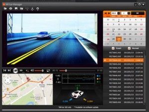 MiVUE 538 IN CAR CAMERA DELUXE DVR-Manager