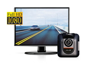 MiVUE 568 Touch Screen DVR HD In Car Camera