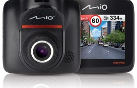 MiVUE 568 Touch Screen Dash Cam DVR