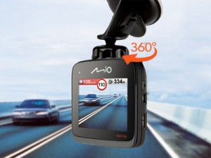 MIVUE 568-360 Degrees In Car Dashcam
